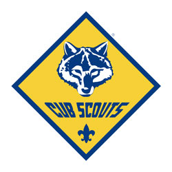 Logo for Cub Scouts of America Pack 202, Gig Harbor, WA